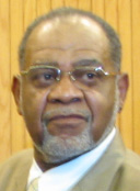 Village Trustee Melvin Lightford