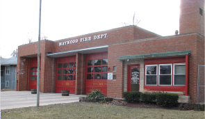 Maywood's Second Fire Station
