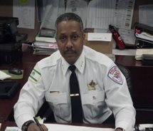 Police Chief Vladimir Talley
